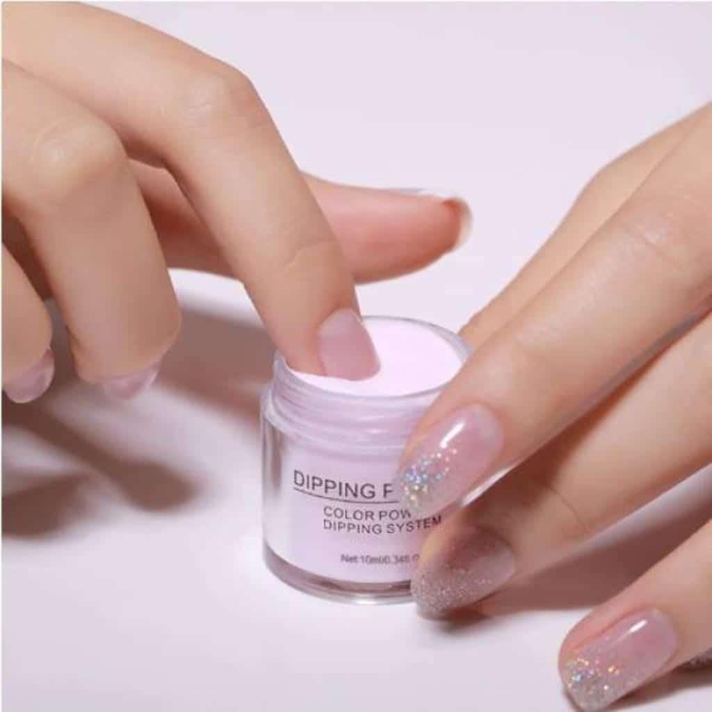 dip powder nail extensions